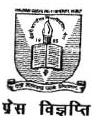 CCS University B.A.LLB-LLB online registration Re-open