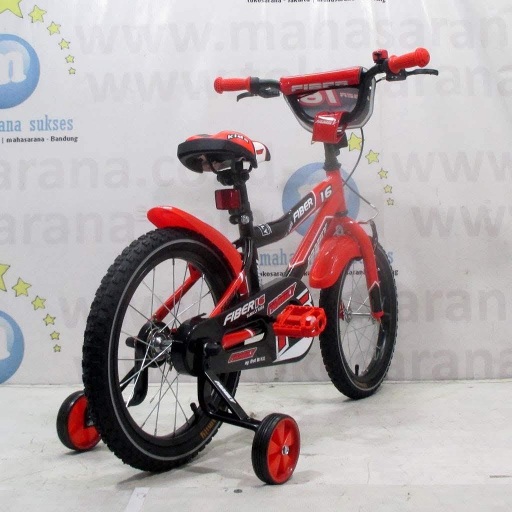 tokosarana™ | Mahasarana Sukses™: Sepeda Anak Family Fiber