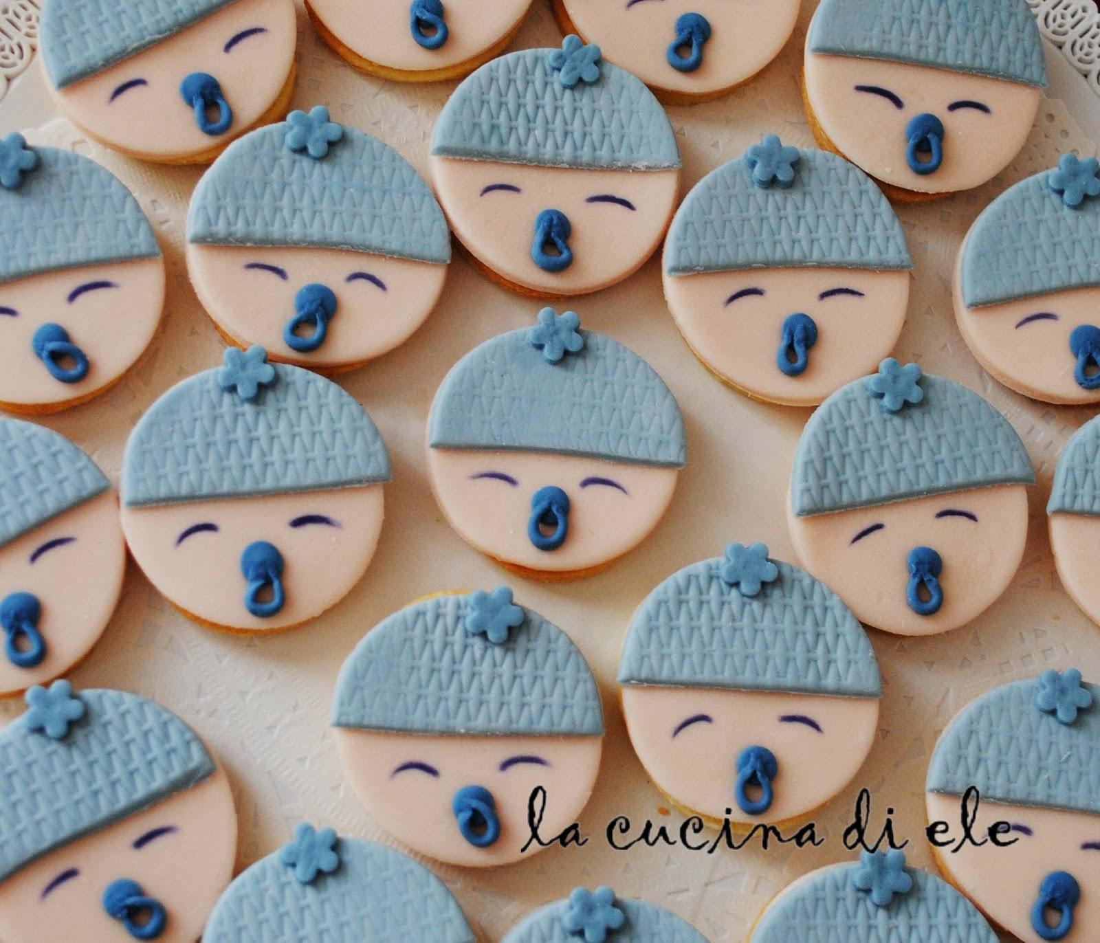 Conosciuto La cucina di Ele: I Bim… biscotti & Co. UX79