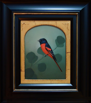 egg tempera bird