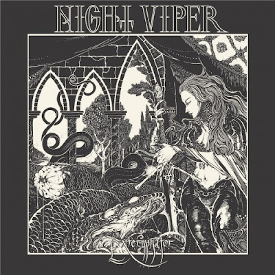 "Night Viper - ""Exterminator"" (album)"