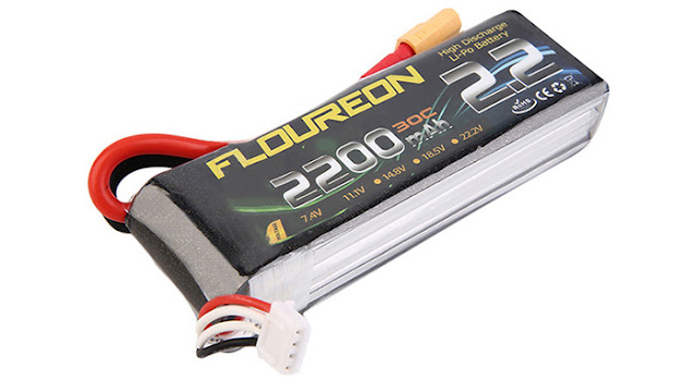 floureon RC Lipo Batteries