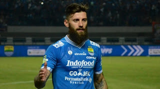 Bojan Malisic Klarifikasi Salam Perpisahannya dengan Persib Bandung