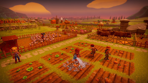 Farm Together PC Game Free Download Screenshot 1