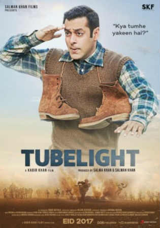 Tubelight 2017 HDRip 350MB Full Hindi Movie Download 480p Watch Online Free bolly4u