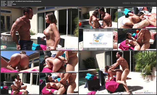 Jean Michaels - My Girlfriend's Busty Friend (Naughty America)