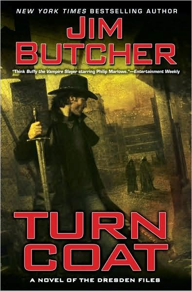 Book Summary: Turn Coat (Dresden Files, Book 11), By Jim Butcher
