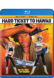 Hard Ticket To Hawaii Blu-Ray, Digital
