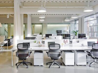 Thiết kế nội thất văn phòng cao cấp, sang trọng
