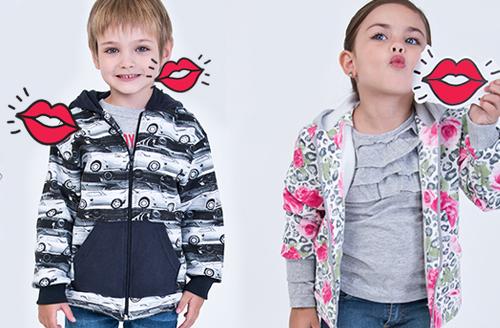 ropa abrigada para niños y niñas invierno 2017