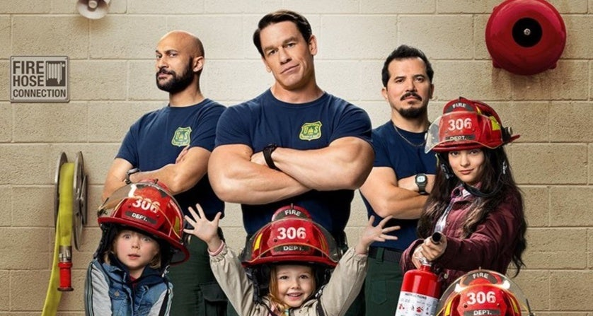Nickalive John Cena To Star In Playing With Fire New Movie From Paramount Players And Nickelodeon Movies Watch The First Trailer