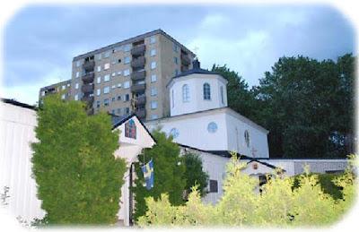 ИПЦ Греции: Архипастырский визит Митрополита Киприана Оропосского и Филийского в Швецию в июне 2017 г.