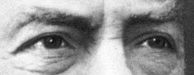 Olhar de São Pio de Pietrelcina (Padre Pio)