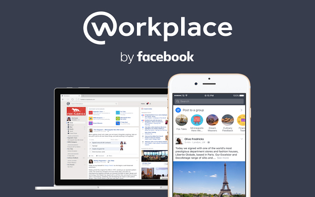 Facebook Launches Desktop Chat Apps for Workplaces