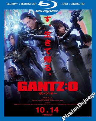 Gantz: O (2016) HD 1080P Latino
