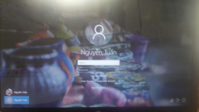 Sửa lỗi Windows 10 có hai tài khoản giống nhau tại màn hình đăng nhập