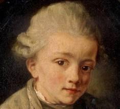 Mozartin hayati