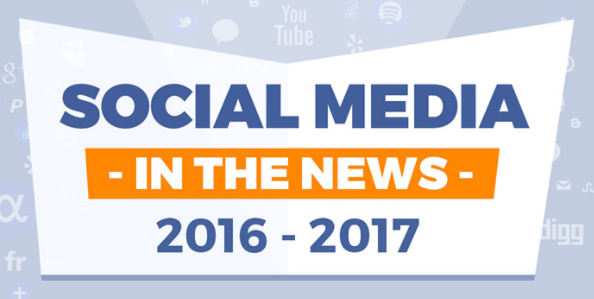Which Social Networks Should You Care About In 2017 [Infographic]