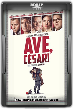 Ave, César Torrent BDRip Dual Áudio 2016