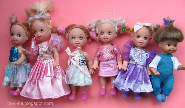 куклы пупсы