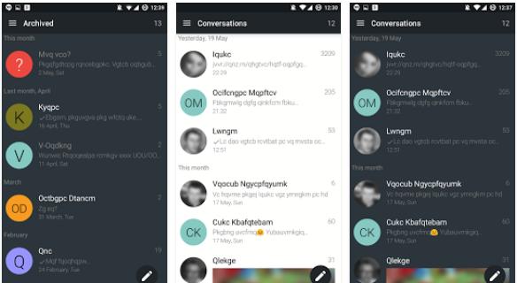 تطبيق YAATA SMS لارسال الرسائل النصية للأندرويد مجانا
