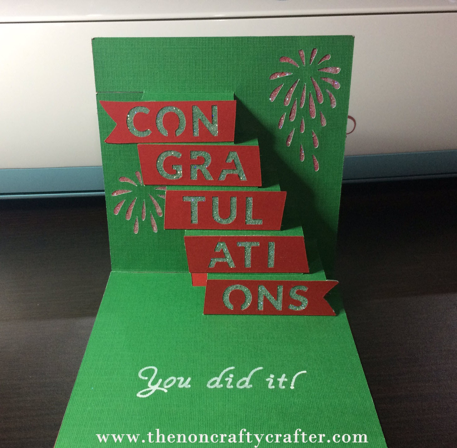 the non crafty crafter cricut tips for using the simple pop up