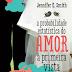 [LIVRO] A Probabilidade Estatística do Amor à Primeira Vista, de Jennifer E. Smith