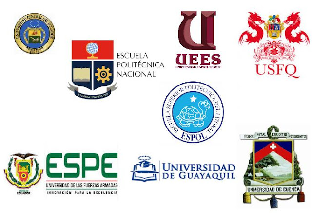 universidades institutos ecuador