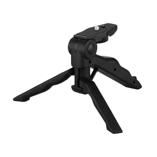 Third Party Mini Tripod & Grip for GoPro