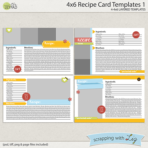 http://the-lilypad.com/store/4by6-Recipe-Card-Templates-1.html