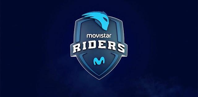 Movistar anuncia canal de competitivo Movistar Riders gracias a acuerdo