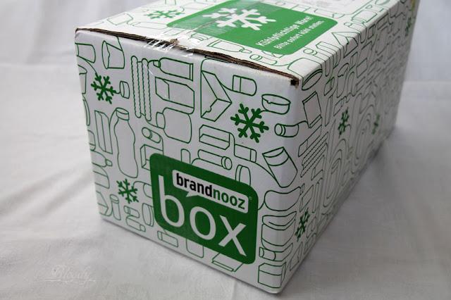 Brandnooz Cool Box Dezember 2016 - Köstliches für das coolste Möbel
