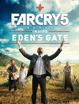 Far Cry 5: Inside Eden's Gate Poster