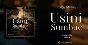 Download Audio   Gigy Money - Usinisumbue