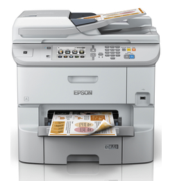 Epson WorkForce Pro WF-6590 Printer Drivers