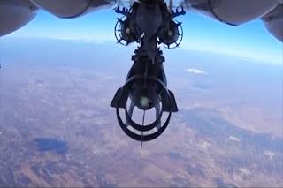 Sadis Ternyata Rusia Lakukan Uji Coba Rudal Jenis Baru di Suriah - Commando