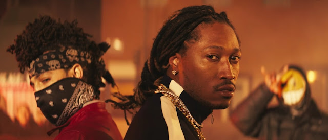 Future - Mask Off - Behind the Scenes