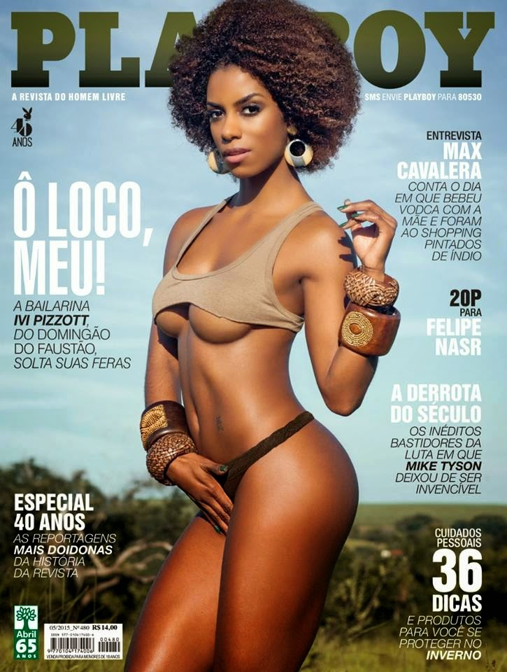 Download – Revista Playboy Ivi Pizzott – Maio 2015
