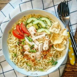 Ide Resep Masak Mi Godog Jawa (Javanese Noodle Soup)