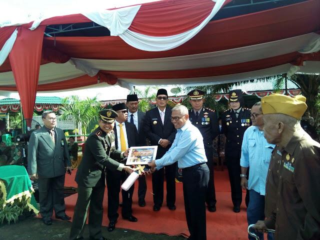 PALI Tuan Rumah HUT TNI 72