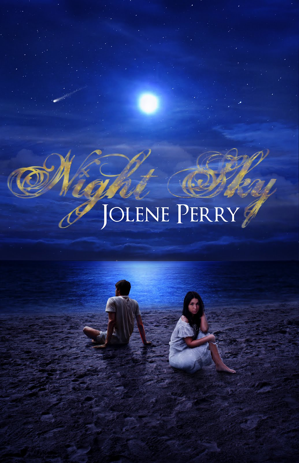 Tribute Books Blog Tour Guest Post: Night Sky's Jolene Perry