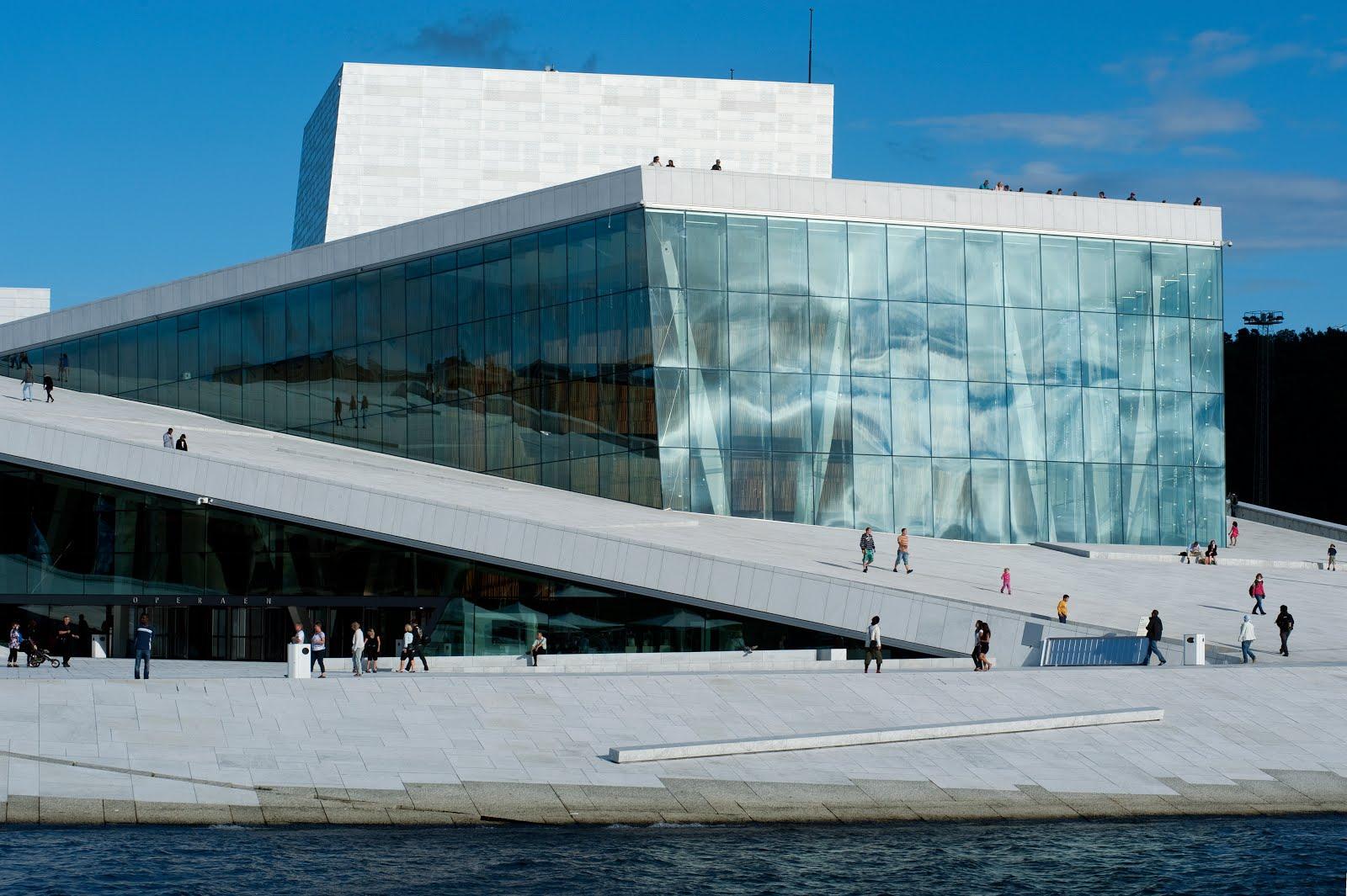 Visit Oslo, Opera House, Visit Norway