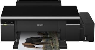 Epson L800 Printer Driver Download