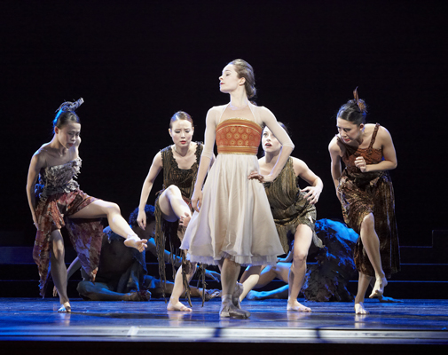 Twyla Tharp's The Princess & the Goblin | Atlanta Ballet | Photo: Kim Kenney