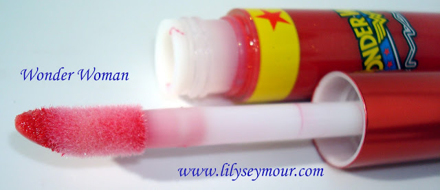 Mac Wonder Woman Lip Gloss