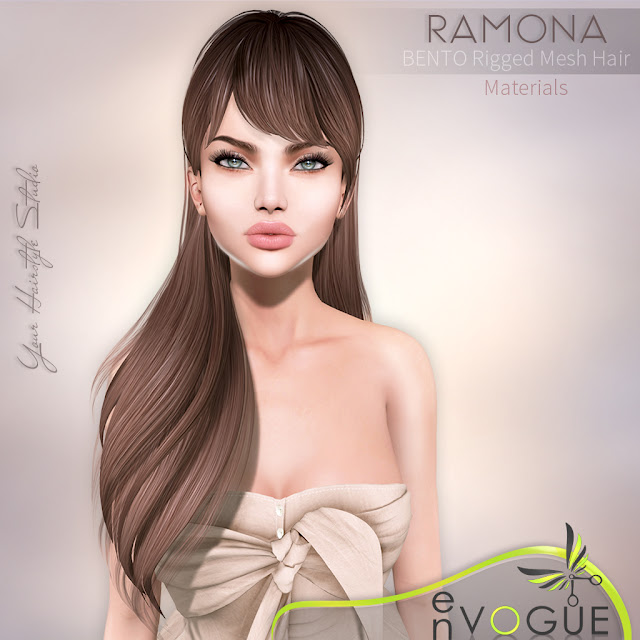 RAMONA Hair