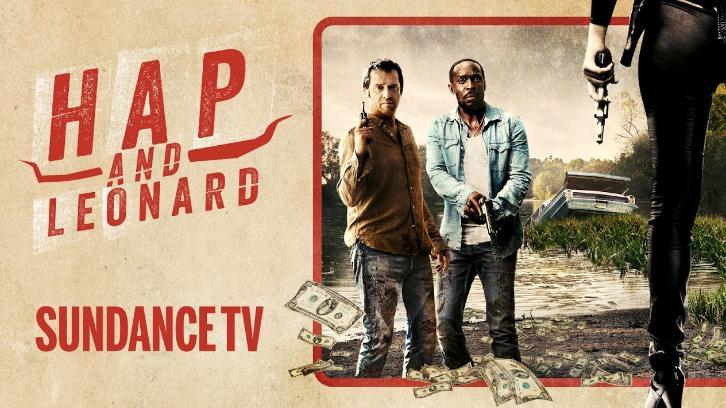 Hap and Leonard - Renewed for a 2nd Season by SundanceTV