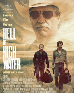 HELL OR HIGH WATER film review (Bridges, Pine, Foster)