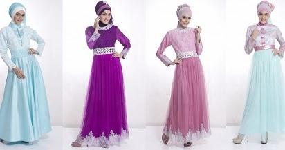Model Baju Muslim Hijab Modern Untuk Wanita