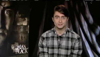 Ontheredcarpet.com interview (The Woman in Black)